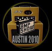 Swart Amps at The Amp Show in Austin March 6th&7th, 2010!